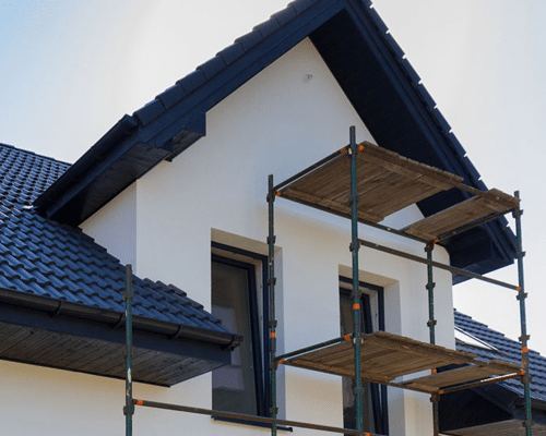 Supporting Scaffolds